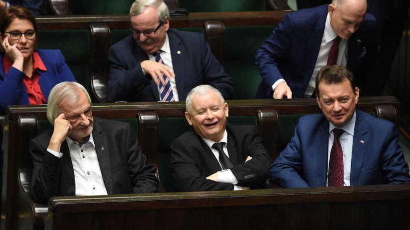Sondaż ''Rz'': Polacy wskazali, kto wygrał wybory. W PiS-ie radość