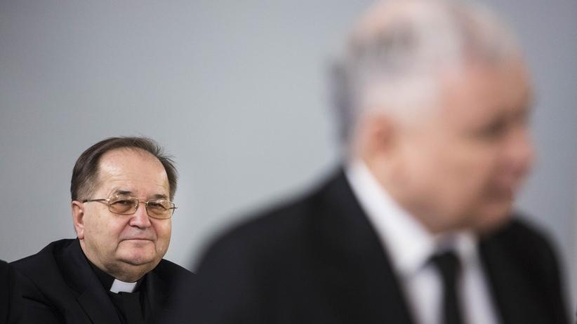 Koniec sojuszu Tadeusza Rydzyka z PiS? Duchowny wysłał jasny sygnał