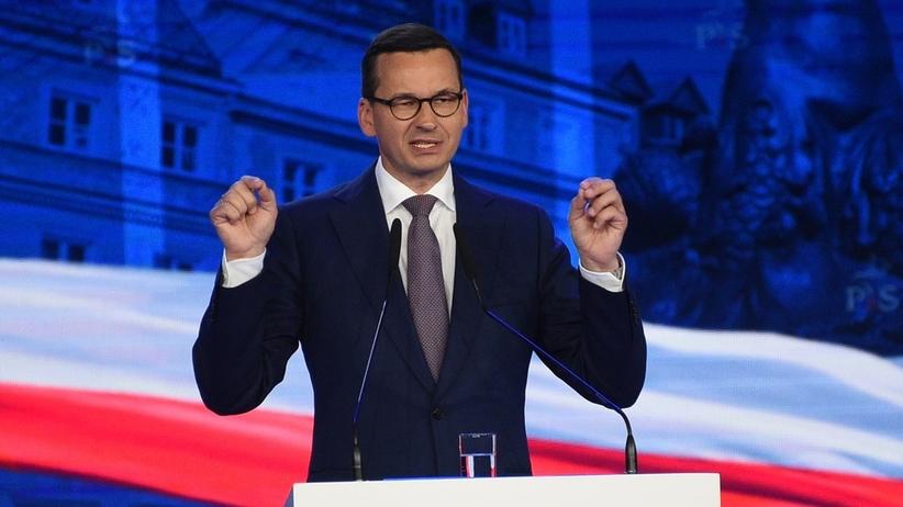 Wybory samorządowe. Konwencja PiS. Piątka Morawieckiego