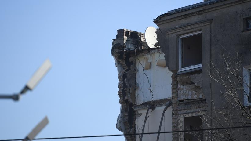 Co z mieszkańcami zniszczonej kamienicy w Poznaniu? Pierwsze decyzje