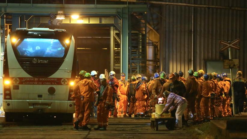 Prezydent i premier składają kondolencje rodzinom górników