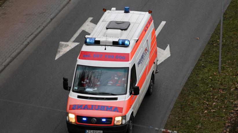 Wypadek na A2. Droga do Warszawy zablokowana
