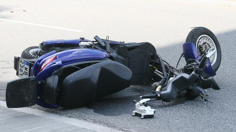 Tragiczny wypadek w lubuskiem. Nie żyje ojciec i syn