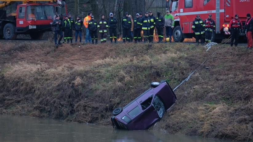 Wypadek w Tryńczy. NOWE FAKTY nt. dwóch mężczyzn