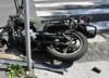 Motocyklista zabił pieszego na przejściu. ''Zmarł po reanimacji''
