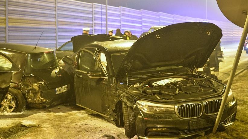 Wypadek z udziałem Antoniego Macierewicza. Ujawniono, ile kosztowała naprawa auta