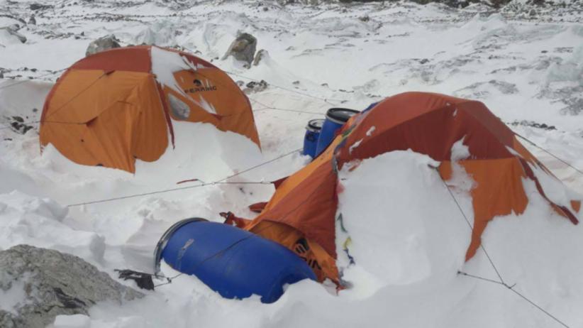 Wyprawa na K2: Kaczkan i Tomala szykują się