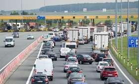 UWAGA KIEROWCY! A1 zablokowana do niedzieli po poważnym wypadku