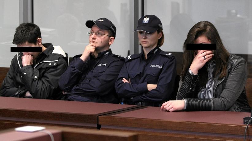 Zabójstwo rodziców w Rakowiskach. Wyrok 25 lat więzienia utrzymany