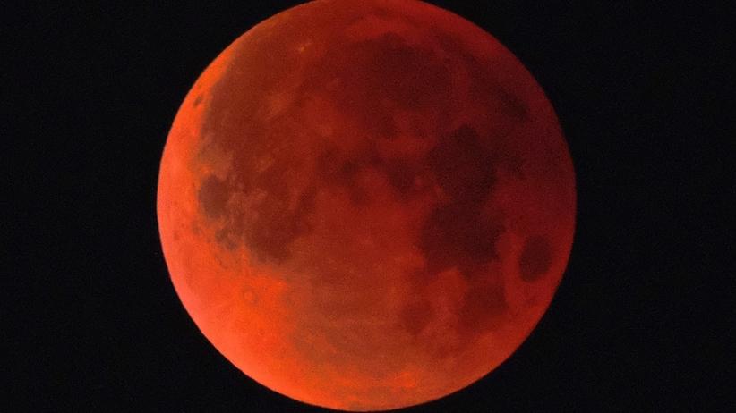 Zaćmienie Księżyca. O której początek i koniec?