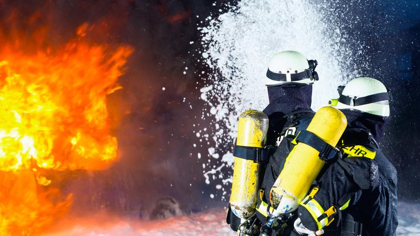 Zagrożenie pożarowe w Polsce. Tylko w dwa dni wybuchło 112 pożarów
