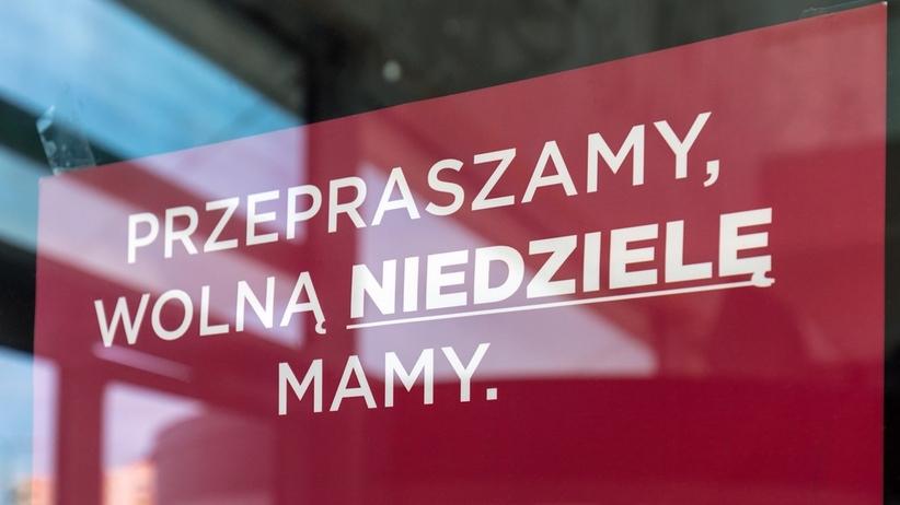 Polacy mają dość zakazu handlu w niedziele? Nowy sondaż to zła wiadomość dla PiS
