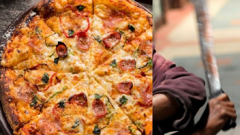 Maczeta i pizza