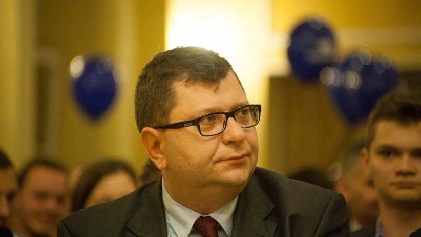Zbigniew Stonoga nie został pobity. Policja dementuje i prezentuje nagranie [WIDEO]
