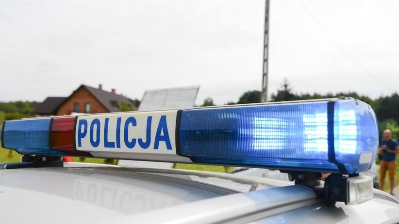 Wypadek na DK12, policja kieruje objazdy