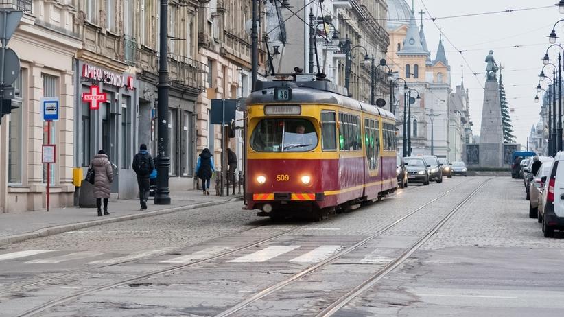 Zderzenie tramwajów w Łodzi. Są ranni, w tym dziecko