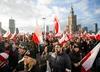 MSWiA: Na Marszu Niepodległości pięć transparentów mogących naruszać prawo