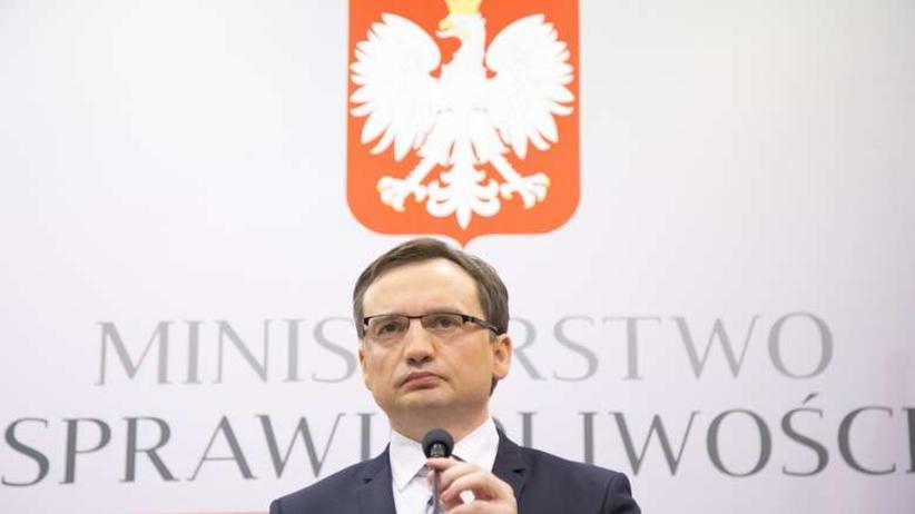 Ostre słowa Ziobry: KRS stanęła wbrew interesom polskiego społeczeństwa