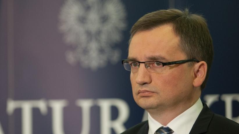 Pytania do Trybunału Sprawiedliwości UE niekonstytucyjne? Ziobro złożył wniosek