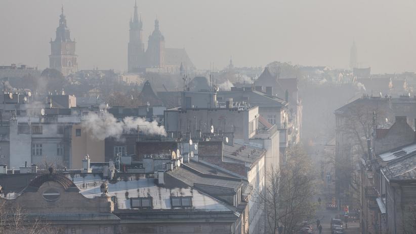Fatalne powietrze na Podkarpaciu i w Małopolsce. GIOŚ ostrzega