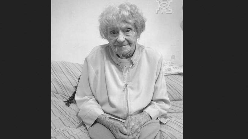 Zmarła najstarsza Polka. Miała 111 lat