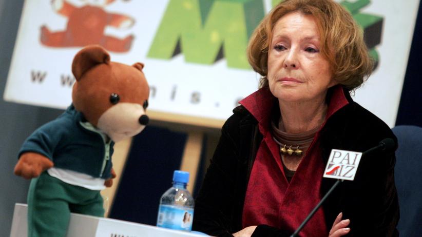 Nie żyje Wanda Chotomska. Autorka wierszy i opowiadań dla dzieci miała 88 lat