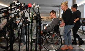 Zmiany zasad wchodzenia do Sejmu. To odpowiedź na protest niepełnosprawnych?