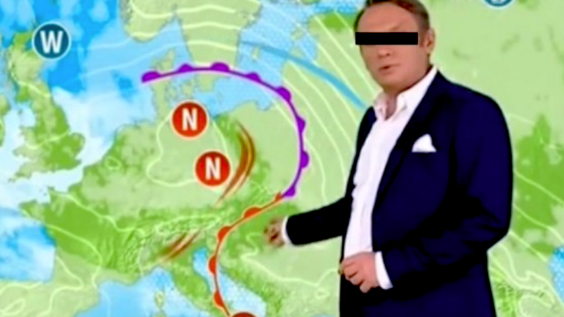 Znany prezenter TVP Jacek S. z 9 zarzutami