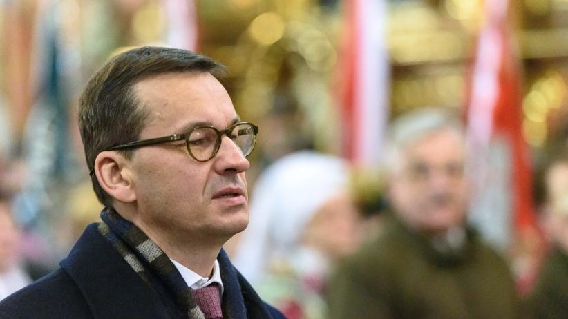Premier po śmierci Pawła Adamowicza apeluje o mądrą debatę publiczną