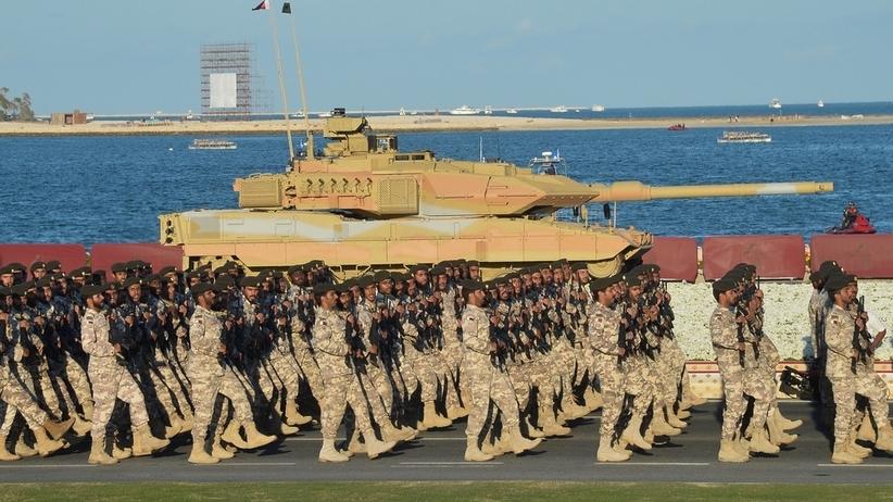 Które państwo ma największe wojsko? Oto 10 największych armii świata