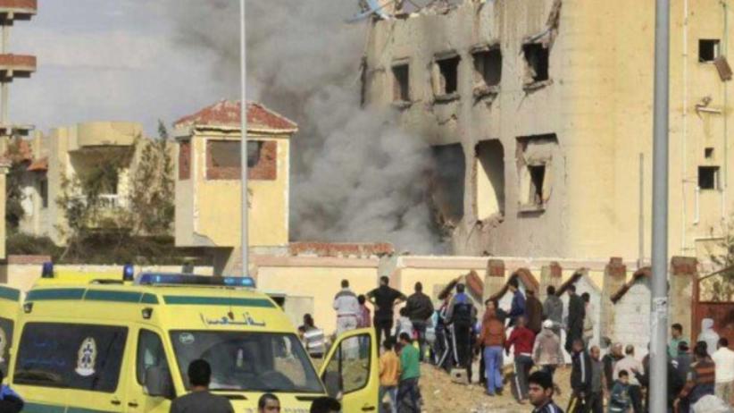 12 islamistów zabito w operacji antyterrorystycznej na Synaju