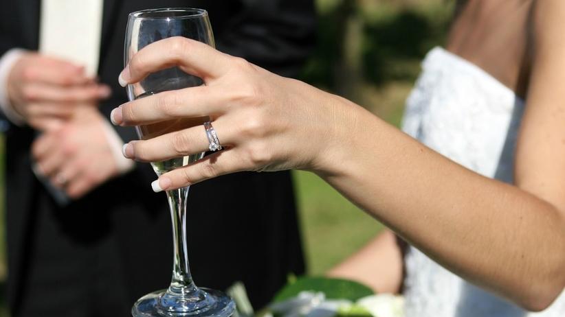 alkohol wesele