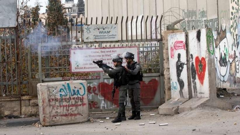 18 rannych w ataku lotniczym na centrum kulturalne w Gazie