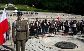 220 rocznica Mazurka Dąbrowskiego. Uroczystości w mieście Reggio Emilia we Włoszech