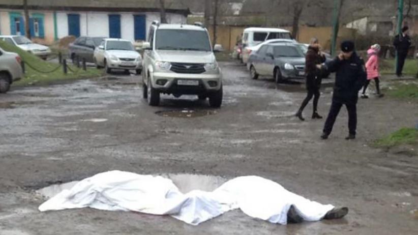 22-latek otworzył ogień przed kościołem w Rosji. 5 kobiet nie żyje