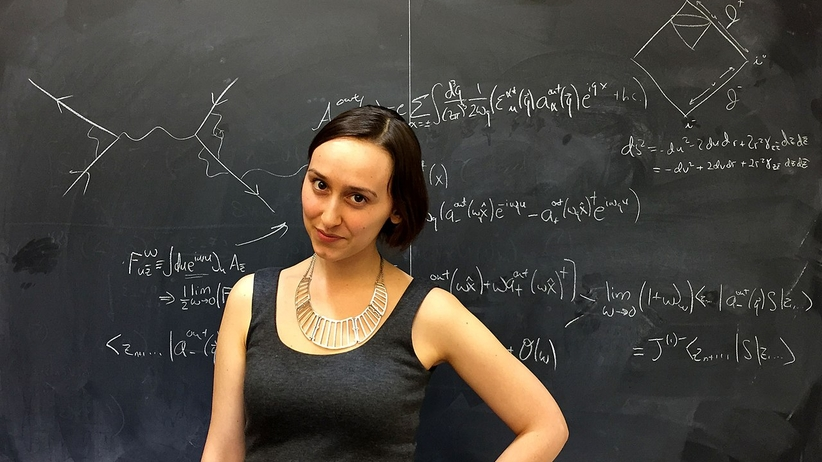24-latka okrzyknięta nowym wcieleniem Einsteina. W wieku 14 lat zbudowała samolot