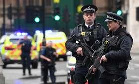 Policjanci w Londynie patrolują ulice po zamachu