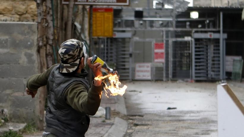 7 zabitych Palestyńczyków w protestach na granicy z Izraelem