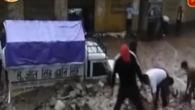 Przerażające doniesienia z Indii. Kilkadziesiąt osób zginęło w burzy piaskowej