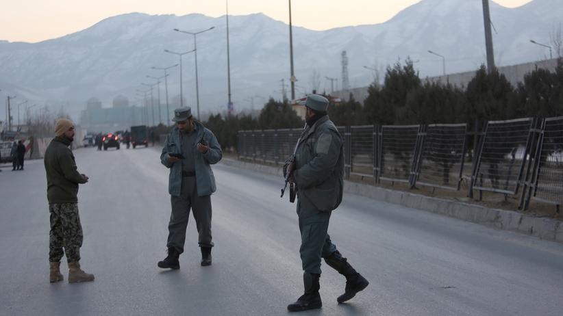 Zamach w Afganistanie. Talibowie zaatakowali bazę wojskową