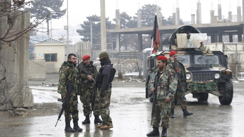 Kolejny zamach w Kabulu. Atak na posterunek wojskowy