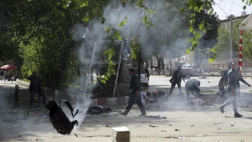 Afganistan: Podwójny zamach bombowy w Kabulu. Wiele ofiar