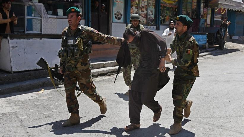 Zamach w siedzibie telewizji narodowej w Afganistanie. ISIS bierze odpowiedzialność