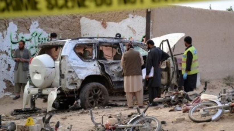 Zamach w Afganistanie. Wsród ofiar cywile