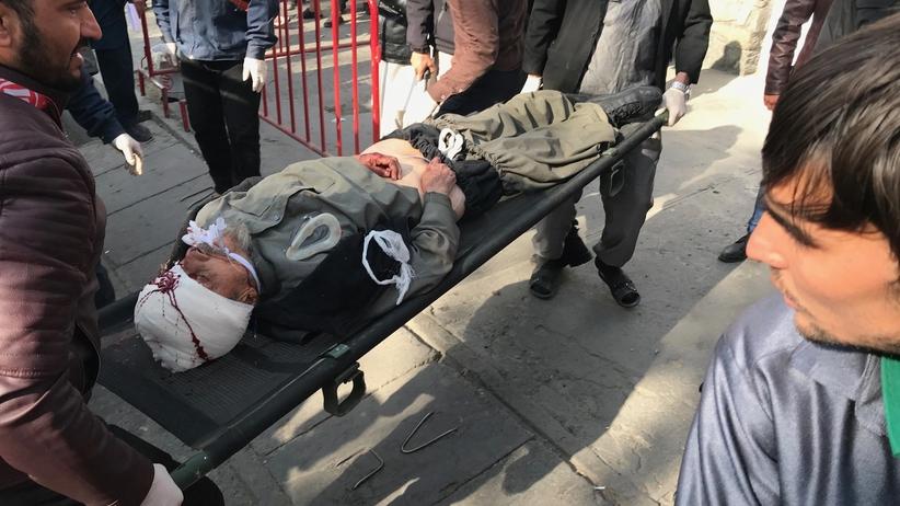 Potężna eksplozja ambulansu. Już 40 zabitych i 140 rannych