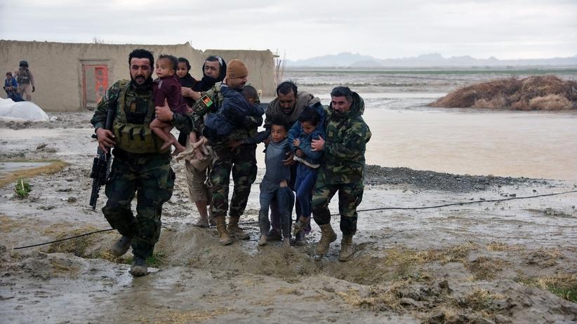 Co najmniej 20 śmiertelnych ofiar powodzi w Afganistanie