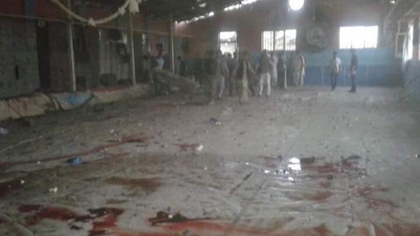 Podwójny zamach w hali sportowej. Co najmniej 20 zabitych