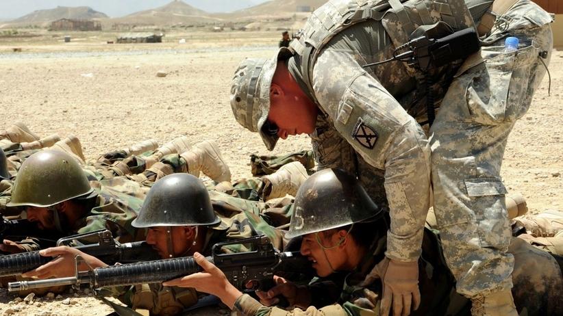 Przypadkowy atak USA w Afganistanie. Są ofiary śmiertelne