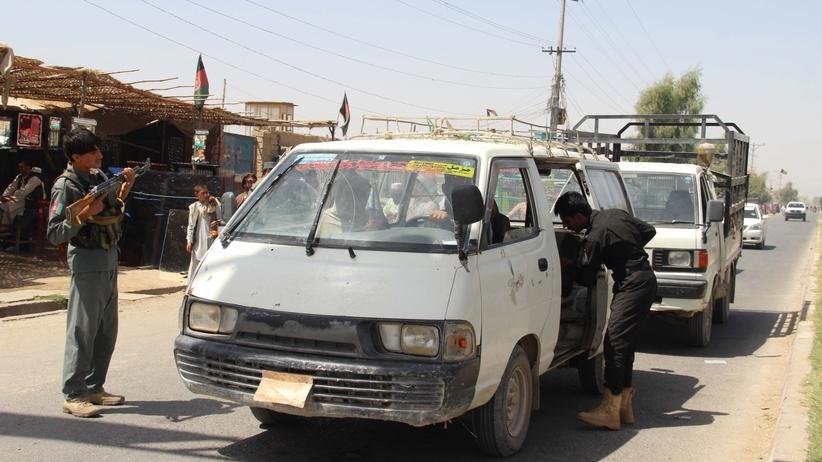 Afganistan. Wybuch w pobliżu ambasady USA. Są ofiary śmiertelne