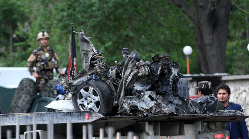 Kabul: atak zamachowca-samobójcy w pobliżu misji NATO